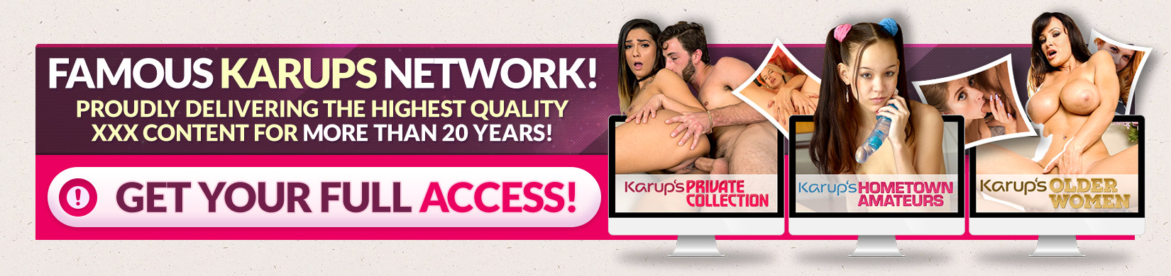 Get your full membership to the famous Karups network!